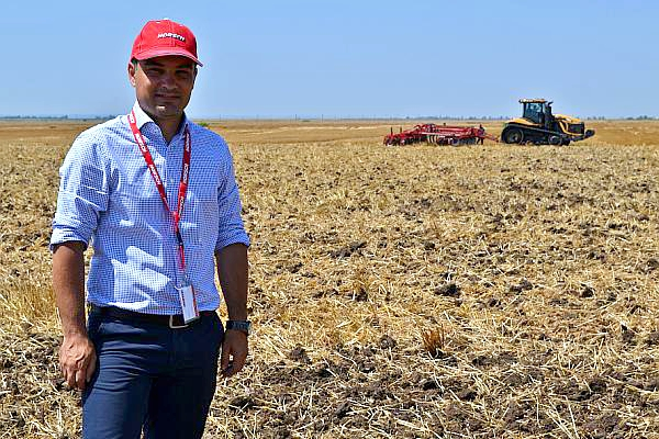 Ciprian Ion Area Sales Manager Horsch