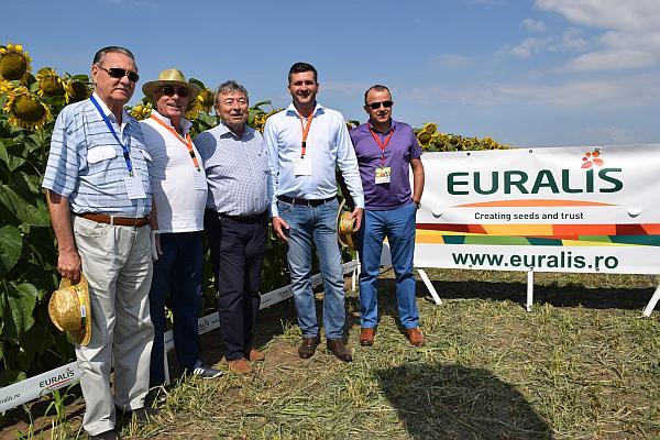 """Dumitur Manole a fost gazda evenimentului """"Ziua Câmpului"""" organizat de Euralis"""