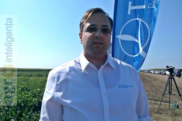 Marius Eftene Timac Agro Romania