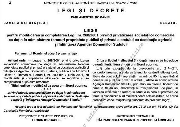 legea-terenuri-pentru-tineri-in-monitorul-oficial