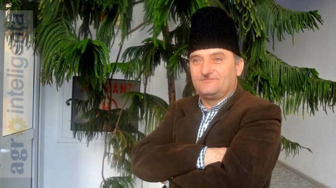 Nicolae Cioranu Romovis