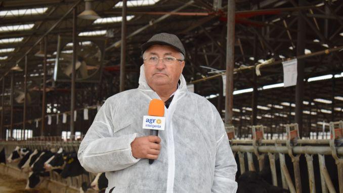 fermierul Cristian Lungu comuna Dascalu