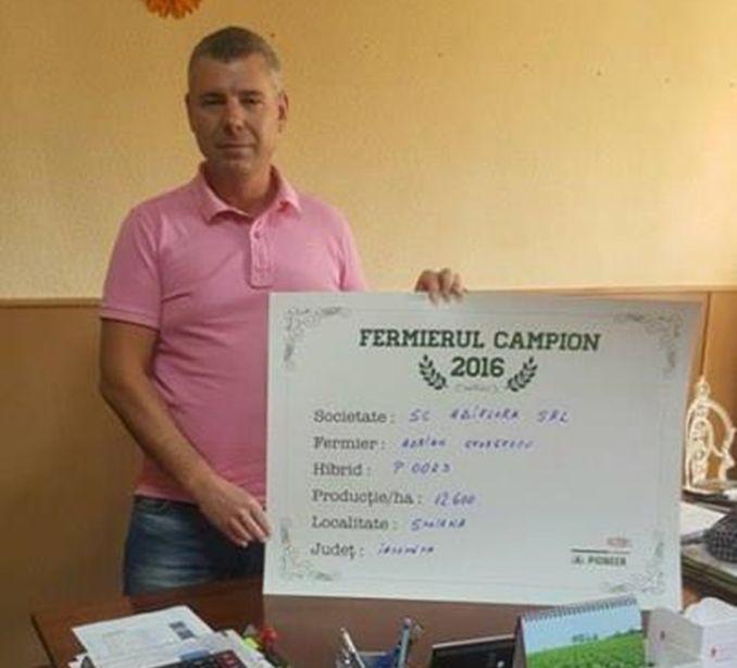 Adrian Georgescu Adiflora SRL Smirna Ialomita