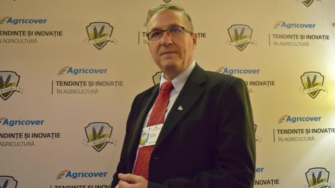 Gheorghe Boțoman, președintele Federaţiei Naţionale - Cartoful din România
