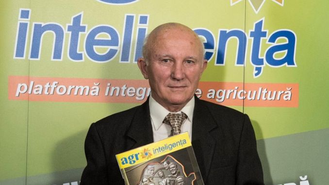 Ilie Dan fermier judetul Ilfov