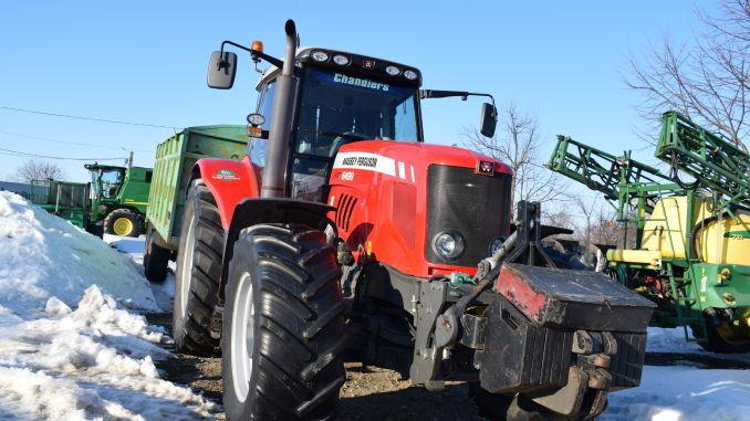 tractor agricole