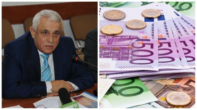 Suventii bani APIA Petre Daea