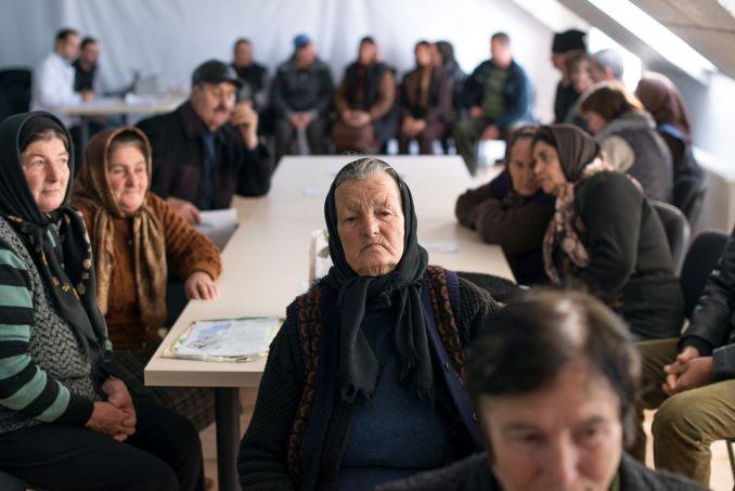 pacienti din satele romanesti