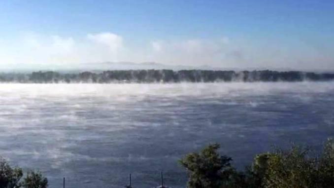 Dunarea fierbe