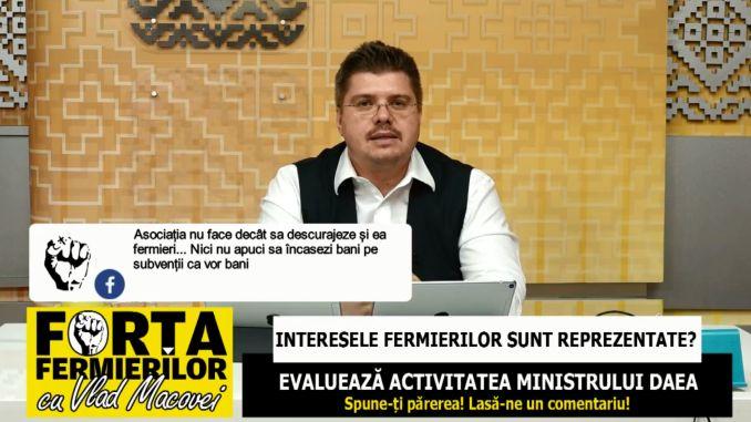 Forța Fermierilor cu Vlad Macovei 25 septembrie