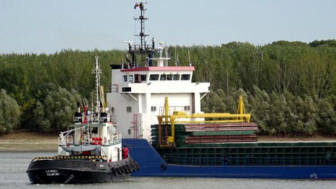 Nava transport cereale