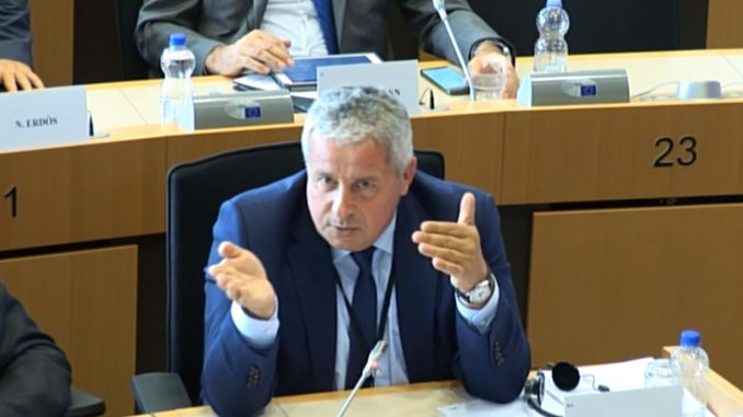 Daniel Buda europarlamentar PNL