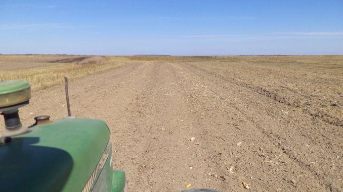 Lucrari agricole pe timp de seceta