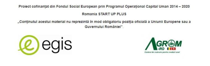 Proiect parteneriat Egis Agrom ro