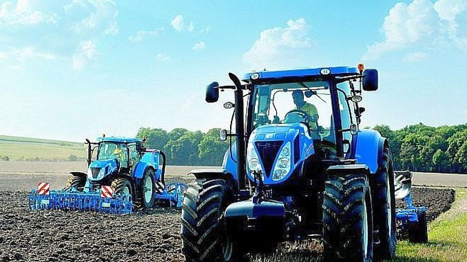 Tractor New Holland T7 SWB
