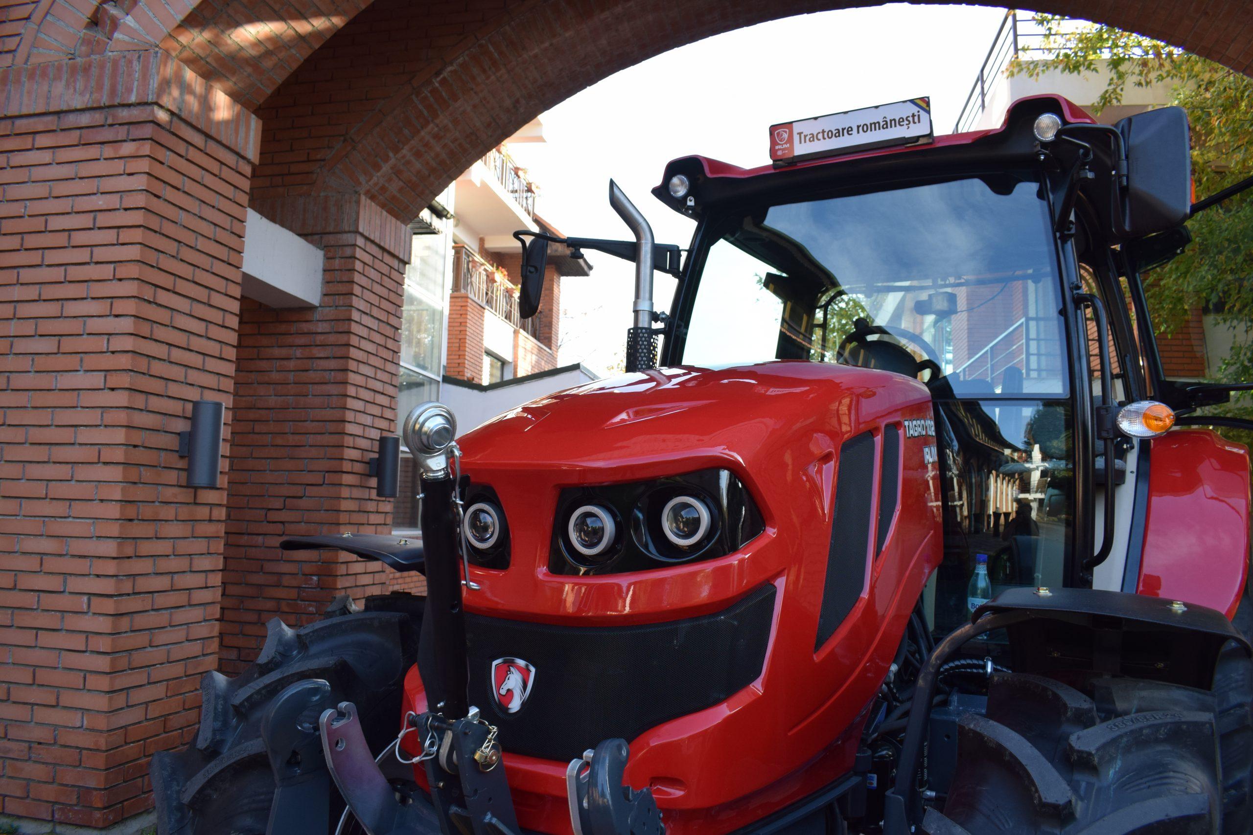 Tractor romanesc Tagro Irum 1
