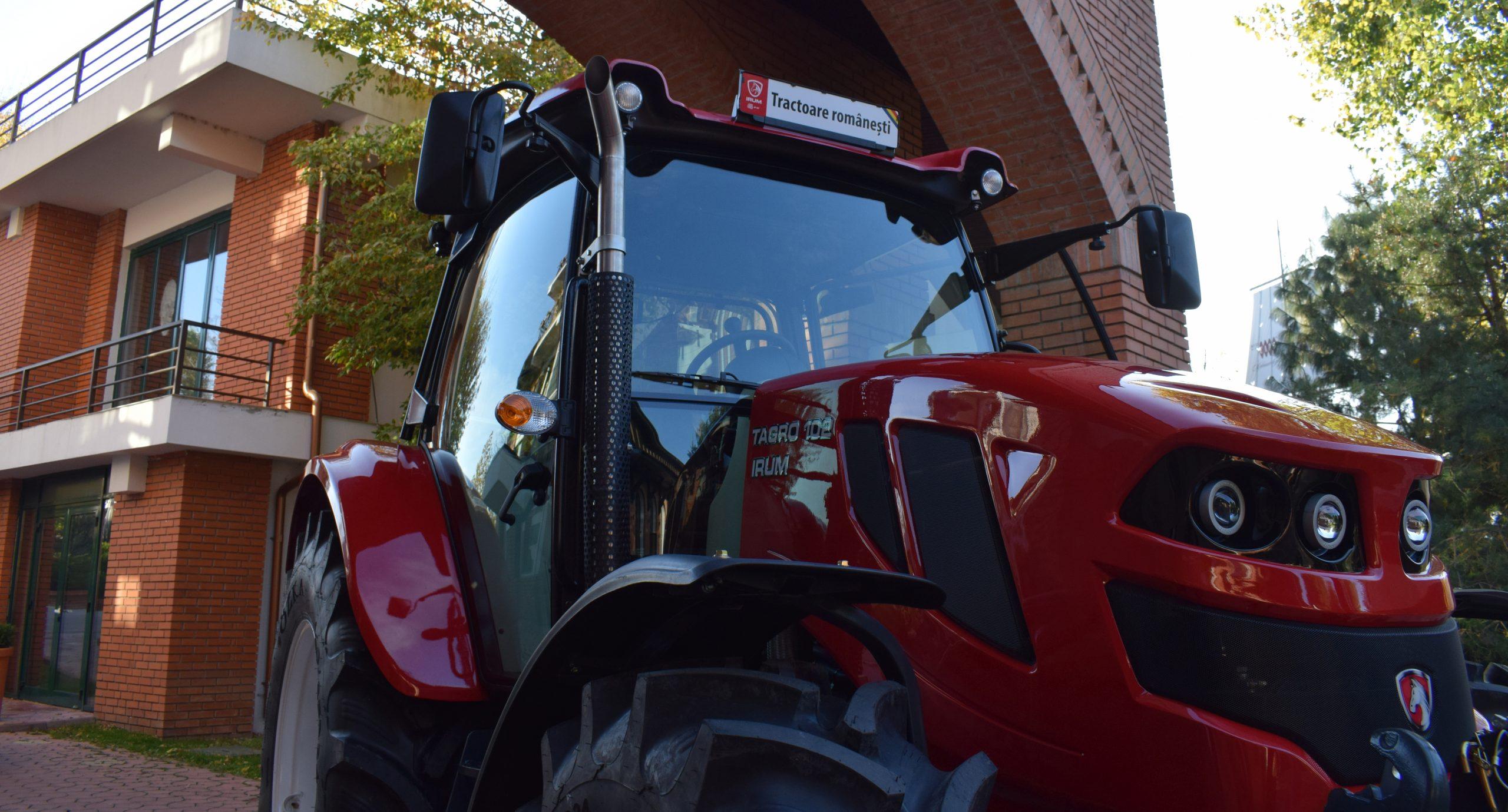 Tractor romanesc Tagro Irum 2