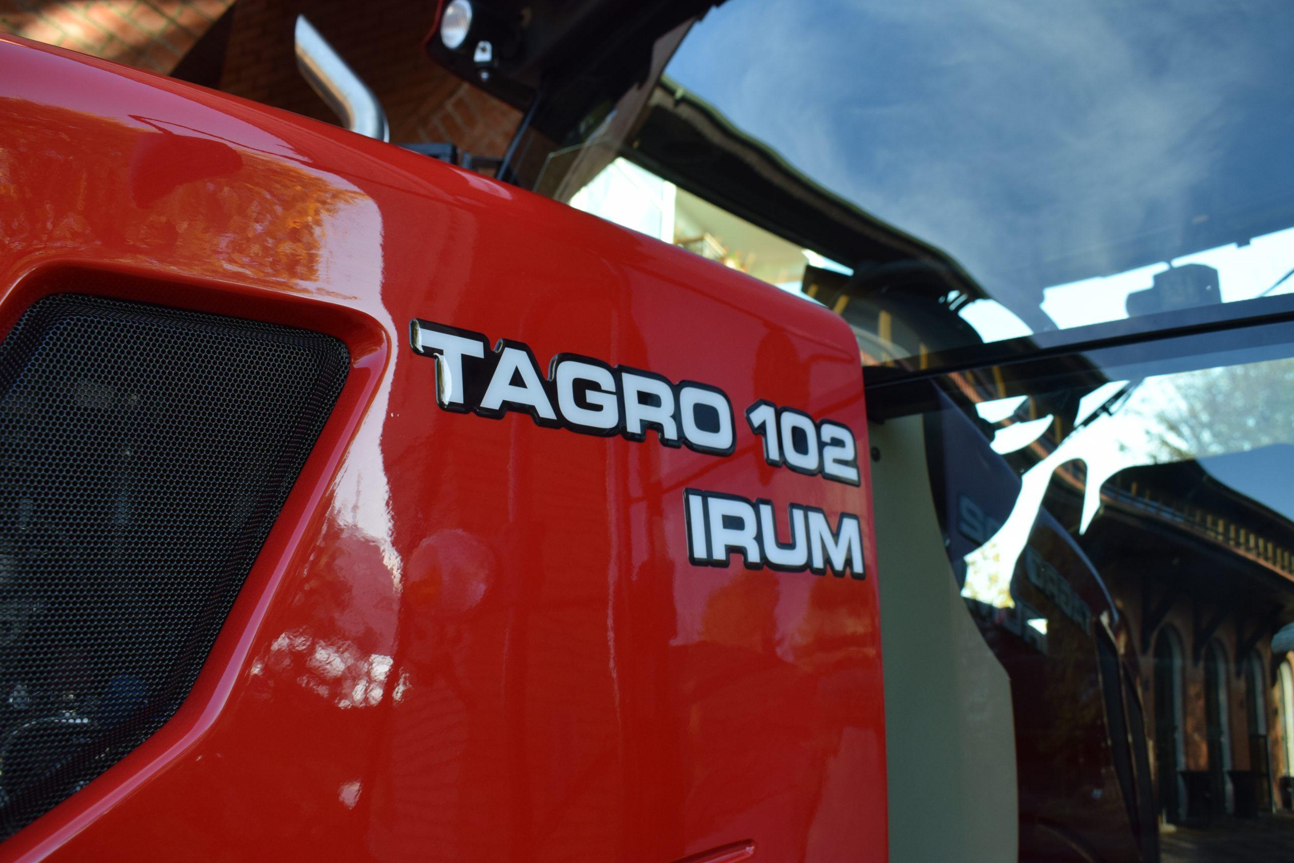 Tractor romanesc Tagro Irum nume
