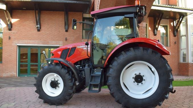 Tractorul Tagro de la IRUM