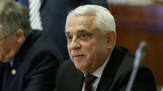 Ministrul Agriculturii Petre Daea