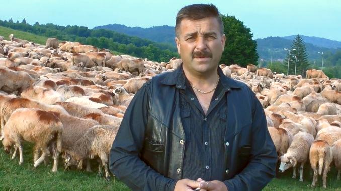 Dan Petrescu oier Arges pasuni