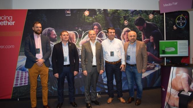 Echipa Bayer Monsanto Romania