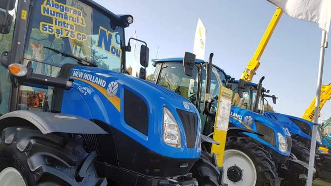 Tractoare New Holland Agroconcept