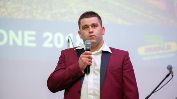 Fermierul Claudiu Cosnita Neamt