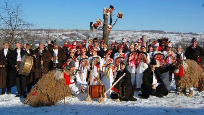 Uraturi moldovenesti Anul Nou
