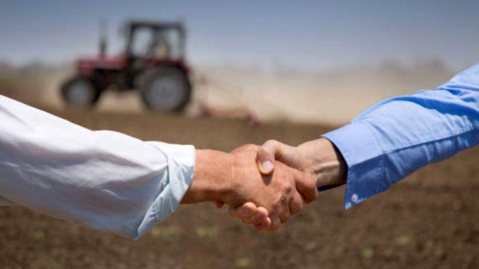 Cooperativa agricola fermieri care isi dau mana