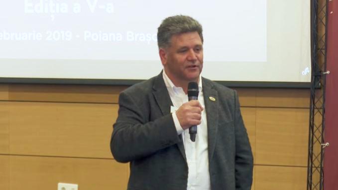 Romulus Oprea presedinte Federatia Nationala a Cartofului din Romania