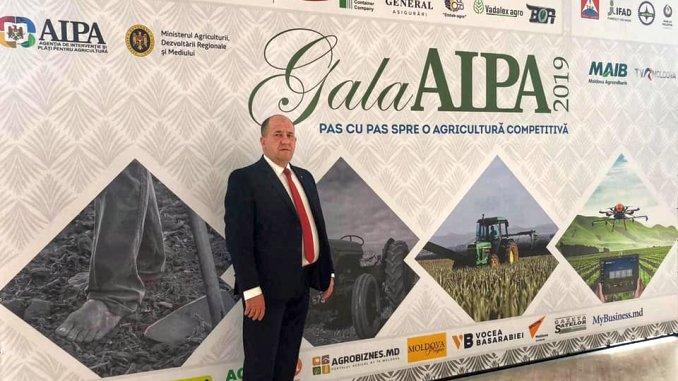 Adrian Pintea la Gala AIPA