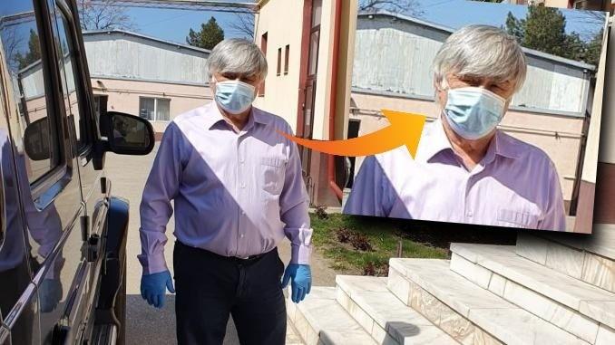 """Dimitrie Muscă, CAI Curtici: """"Toată lumea este sănătoasă, nu avem probleme cu COVID-19. Lucrăm din plin pe toate sectoarele!"""""""